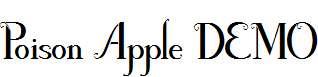 Poison-Apple-DEMO