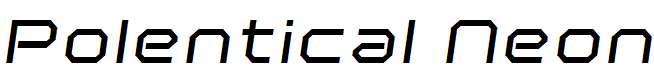 Polentical-Neon-Italic-copy-2-