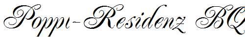 Poppl-Residenz-R-Regular