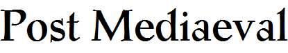 Post-Mediaeval-Medium