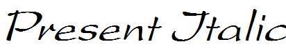 Present-Italic