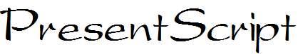 PresentScript-Cyrillic