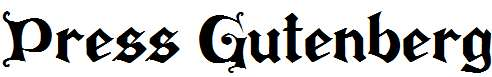Press-Gutenberg