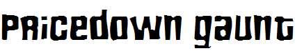 Pricedown-Gaunt
