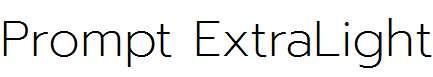 Prompt-ExtraLight