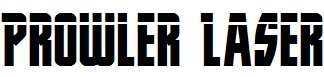 Prowler-Laser-Regular