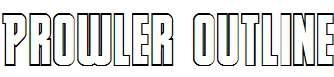 Prowler-Outline-Regular