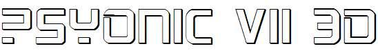PsYonic-VII-3D-Regular