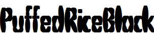 PuffedRiceBlack