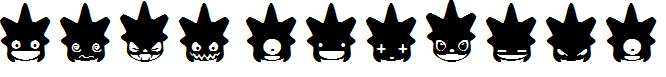 Punk-Smileys