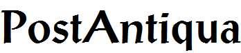 12-Post-Antiqua-Bold-07554