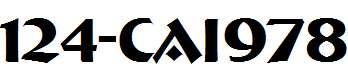 124-CAI978