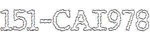 151-CAI978