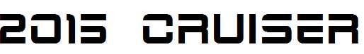 2015-Cruiser