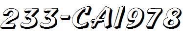 233-CAI978