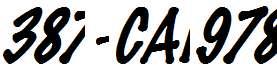387-CAI978