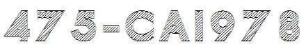 475-CAI978
