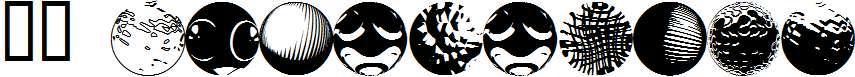 52-Sphereoids