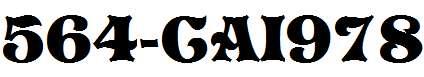 564-CAI978
