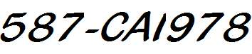 587-CAI978