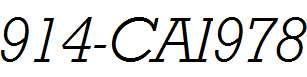 914-CAI978
