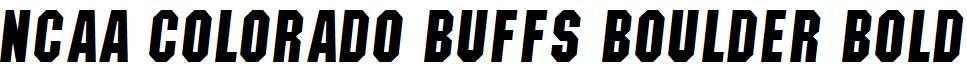 NCAA-Colorado-Buffs-Boulder-Bold