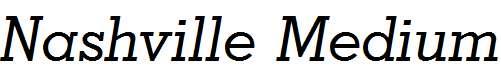 Nashville-Medium-Italic