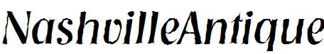 NashvilleAntique-Italic