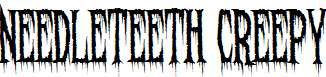 Needleteeth-Creepy