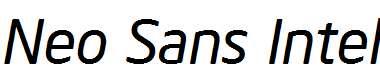Neo-Sans-Intel-Italic