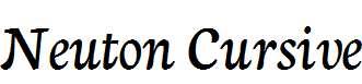 Neuton-Cursive-copy-1-