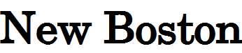New-Boston-Bold
