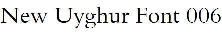 New-Uyghur-Font-006