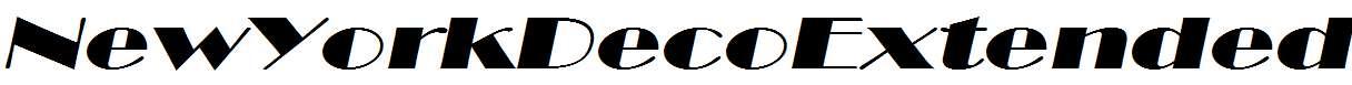 NewYorkDecoExtended-Oblique