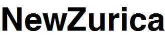 NewZurica-Bold