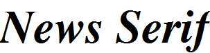 News-Serif-BOLDITALIC