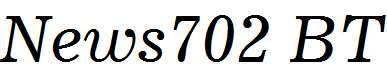 News702-BT-Italic