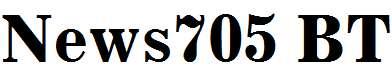 News705-BT-Bold