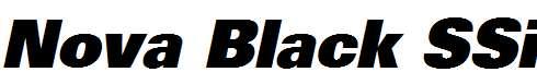 Nova-Black-SSi-Black-Italic