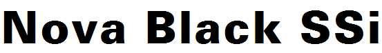 Nova-Black-SSi-Extra-Bold