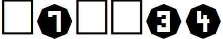 Number-Plain