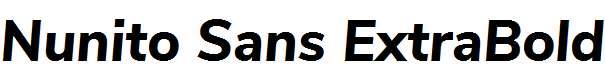 Nunito-Sans-ExtraBold-Italic