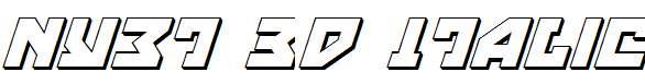 Nyet-3D-Italic