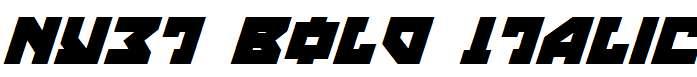 Nyet-Bold-Italic