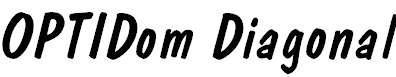 OPTIDom-Diagonal