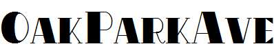 OakParkAve-Plain
