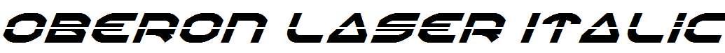 Oberon-Laser-Italic