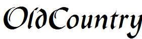 OldCountry-Italic