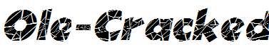 Ole-Cracked-Italic