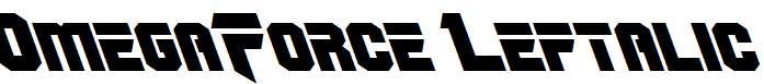 OmegaForce-Leftalic